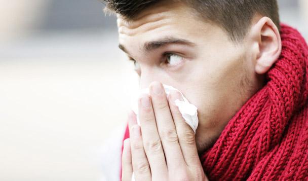 Halsweh, Nasen- und Ohrerkrankungen