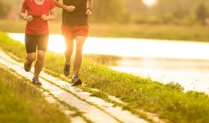 Laufen lernen