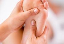 Fußschmerzen